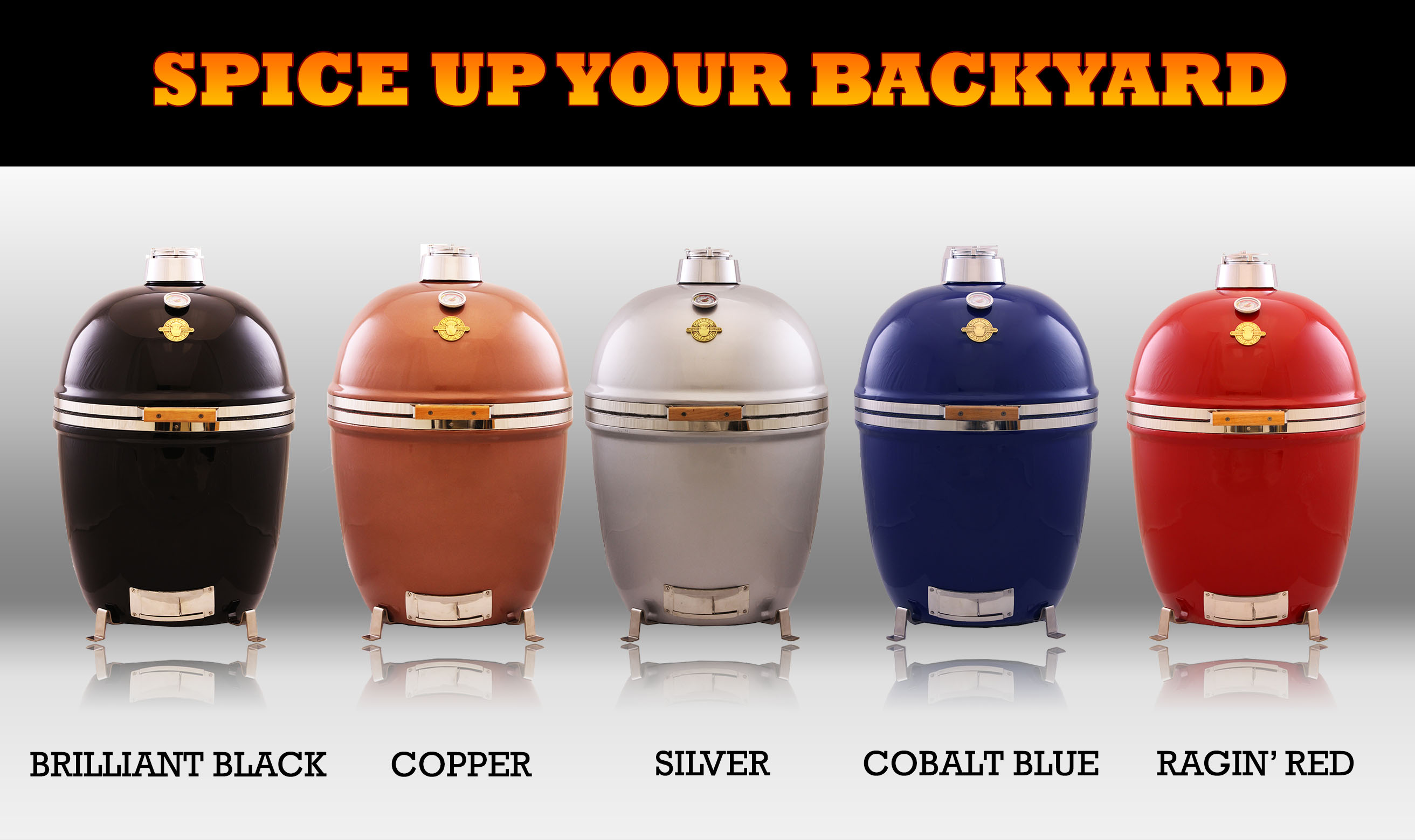 Grill Dome Colors