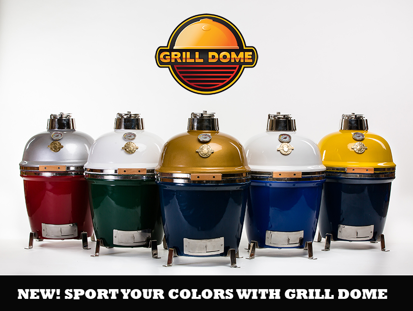 Customize Grill Dome